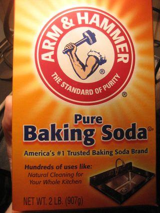 Baking Soda!